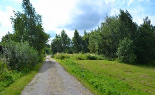 Участок земли 15 соток, в деревне Рождествено 90 км от МКАД
